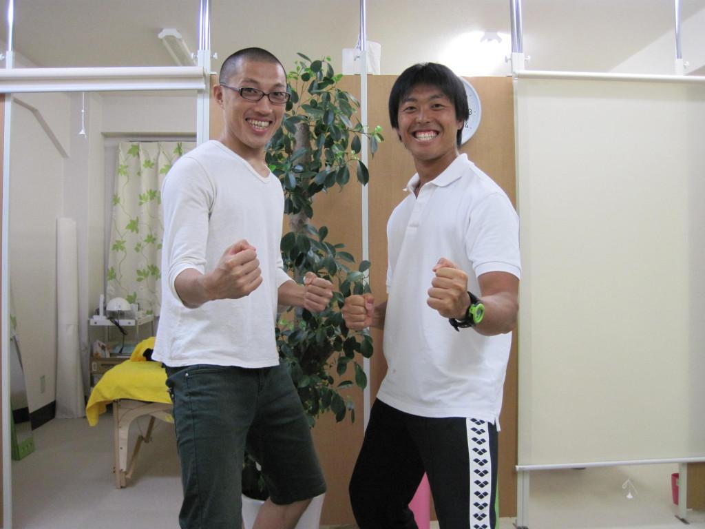 飯野さん&モグケン